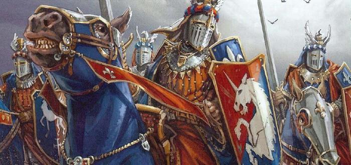 Трейлер Total War: WARHAMMER — Bretonnia