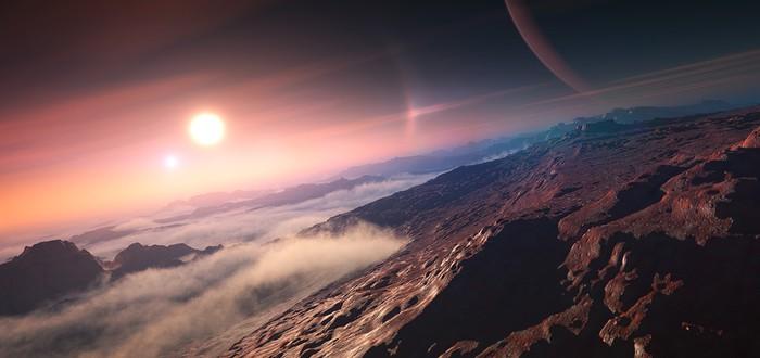 Прямой эфир с пресс-конференции NASA об открытии за пределами солнечной системы
