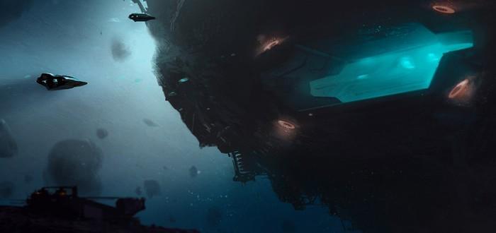 Игроки Elite: Dangerous узнали тайну бежевого космоса
