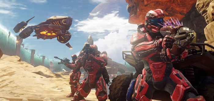 В следующей части Halo будет сплит скрин