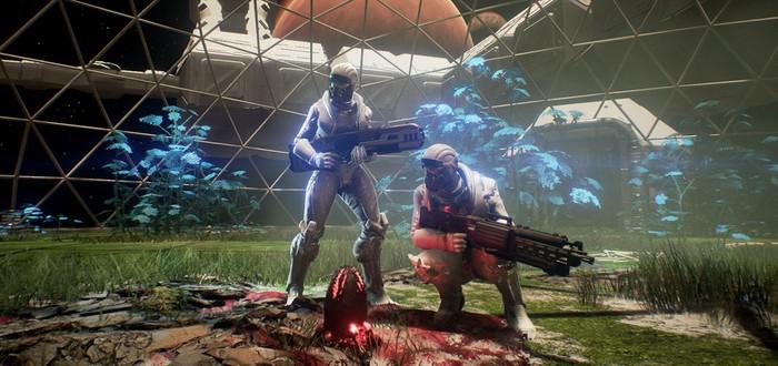 Team 17 выпустит рогалик-FPS-сурвайвал Genesis Alpha One