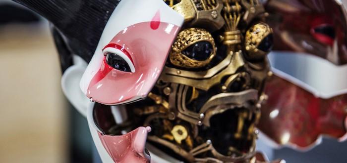 Weta Workshop показала Адаму Сэвиджу лица киборгов из фильма Ghost in the Shell