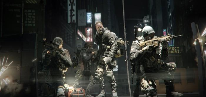 Ubisoft выпустит демо-версию The Division на всех платформах
