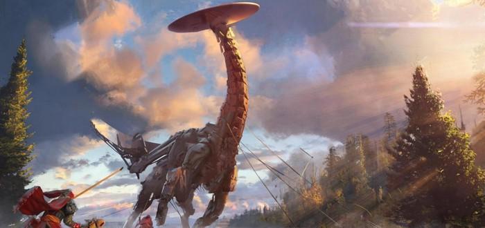 Гайд Horizon: Zero Dawn — как открыть всю карту