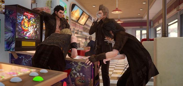 Видео Final Fantasy 15 на PC