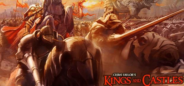 Анонс Kings and Castles