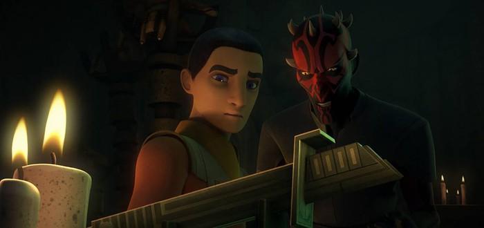 Star Wars: Rebels продлены на четвертый сезон