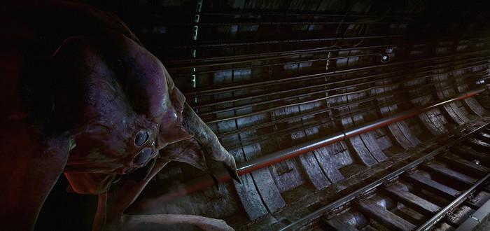 Художник Naughty Dog закончил свой уровень в стиле Half-Life: Black Mesa