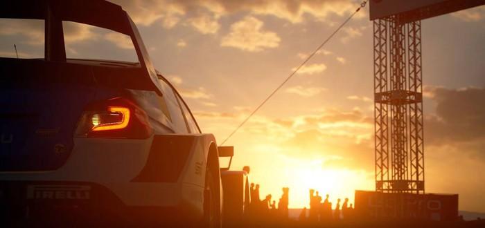 Закрытая бета Gran Turismo Sport стартует на следующей неделе