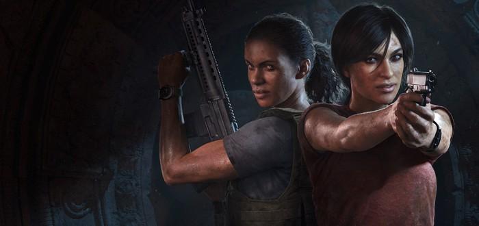 Uncharted: The Lost Legacy будет сосредоточен на персонажах