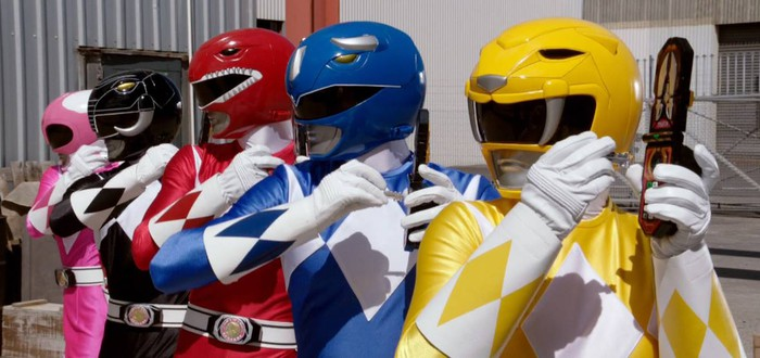 Twitch покажет все сезоны сериала Power Rangers