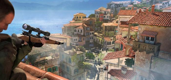 Rebellion рассказала о планах по поддержке Sniper Elite 4