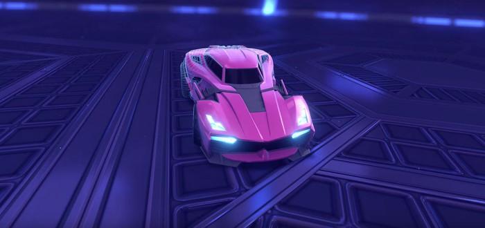 Новый режим Rocket League под названием Dropshot выйдет на следующей неделе