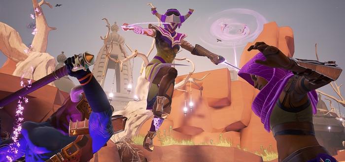 Кровь, прыжки и фаерболы в геймплее Mirage: Arcane Warfare с PAX East