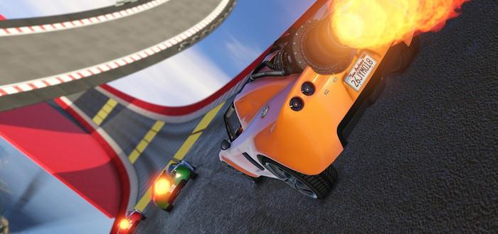 Ловкие трюки в трейлере нового апдейта GTA Online — Special Vehicle Circuit