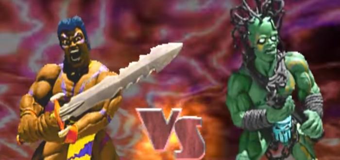 В рабочий билд Primal Rage II можно сыграть на эмуляторе