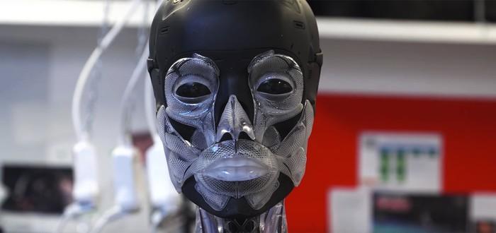 Адам Сэвидж познакомился со скелетом Майора из экранизации Ghost in the Shell