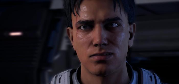 Зловещая долина: проблема лиц и анимации в Mass Effect Andromeda