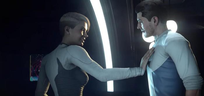 [NSFW] Все сцены секса и романтики Mass Effect Andromeda