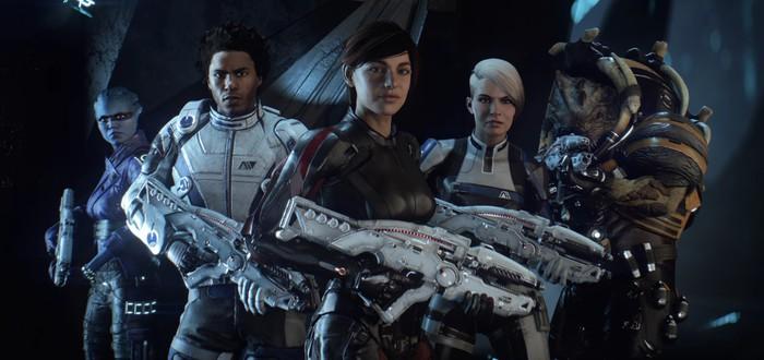 Релизный трейлер Mass Effect Andromeda с Сарой Райдер