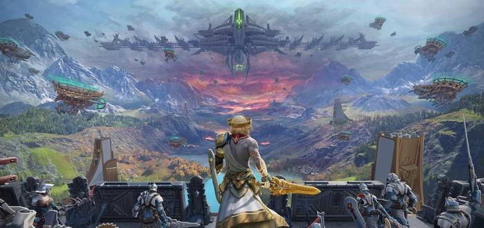 Ранний доступ PS4-версии Skyforge стартует на следующей неделе
