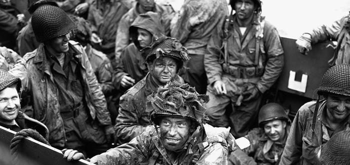 Слух: Sledgehammer Games разрабатывает Call of Duty про Вторую Мировую войну