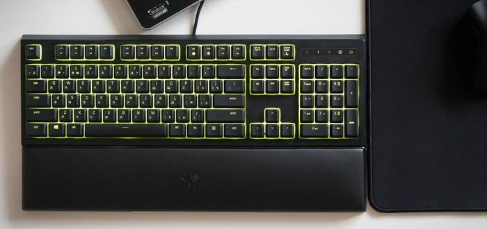 Shazoo Gamer Kit: Клавиатура Razer Ornata Chroma