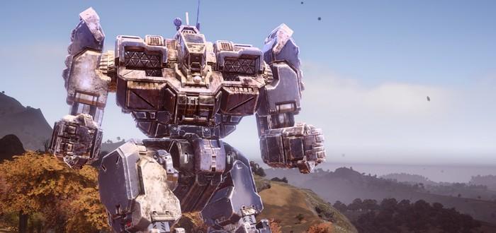 Разработчики BattleTech задержали бета-тест игры, но выпустили новый роман