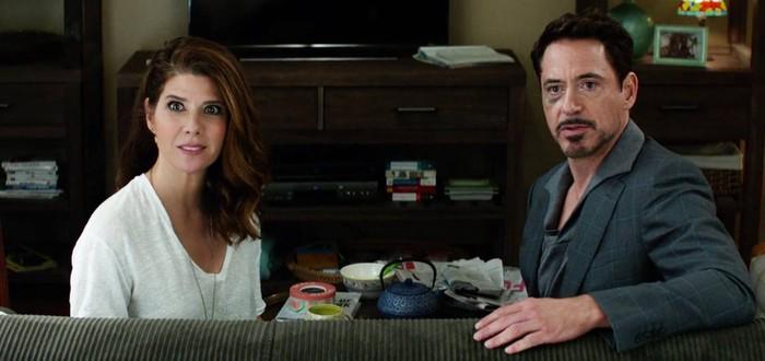 Тетя Мэй не будет встречаться с Тони Старком в Spider-Man: Homecoming