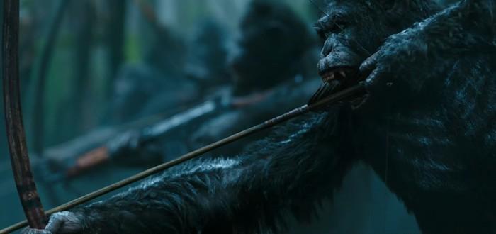 """Возмездие в новом трейлере """"Война планеты обезьян"""""""