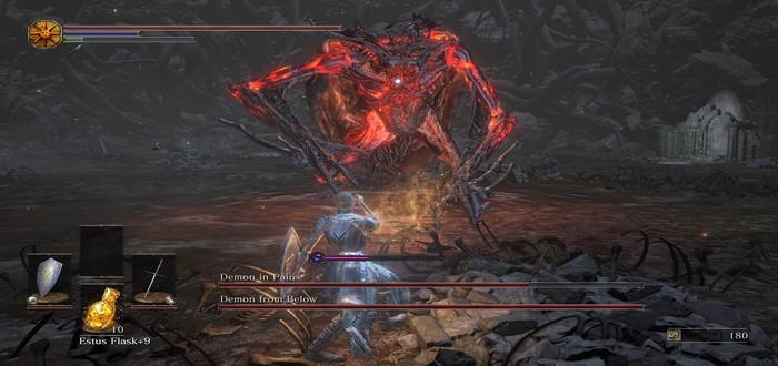 Гайд Dark Souls 3: The Ringed City – прохождение боссов