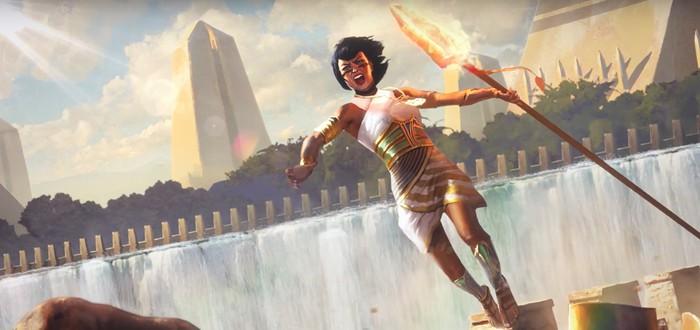 Трейлер нового сета Magic: The Gathering — Амонхет