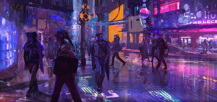 CD Projekt получила права на слово Cyberpunk в Европе