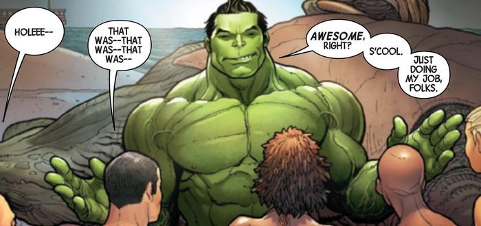 Продажи комиксов Marvel упали