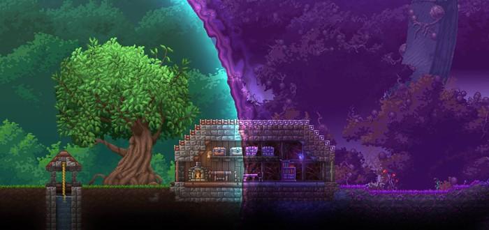 Разработка Terraria: Otherworld полностью перезапущена