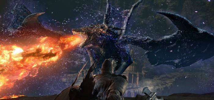 Гайд Dark Souls 3: The Ringed City — прохождение боссов (Мидир Пожиратель Тьмы)