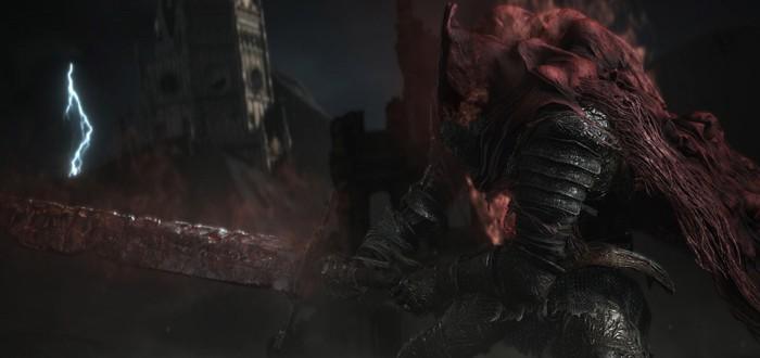 Гайд Dark Souls 3: The Ringed City — прохождение боссов (Рыцарь-раб Гаэль)