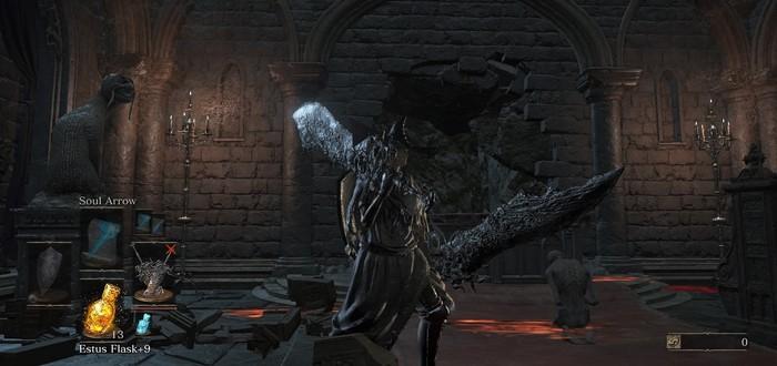 Гайд Dark Souls 3 The Ringed City – расположение нового оружия