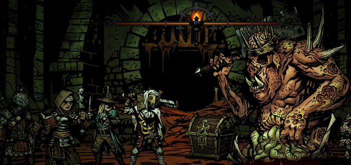 Мрачная Darkest Dungeon получила поддержку Steam Workshop