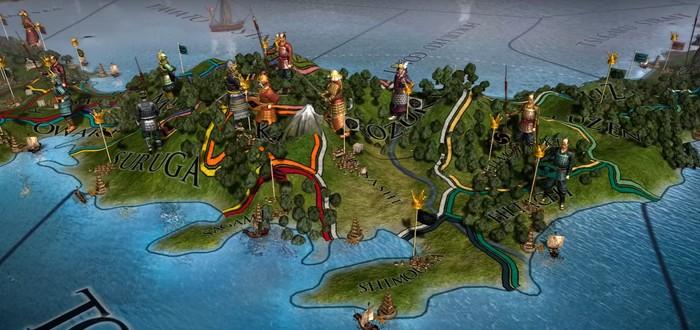 Mandate of Heaven — большое азиатское дополнение для Europa Universalis IV