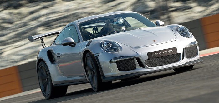Porsche на новых скриншотах Gran Turismo Sport