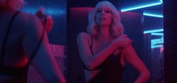 Второй трейлер Atomic Blonde с Шарлиз Терон
