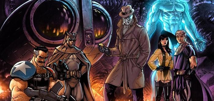 Warner Bros. работает над анимационной экранизацией Watchmen