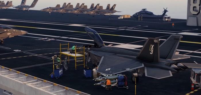 Дополнение Jets для Arma 3 выйдет в мае