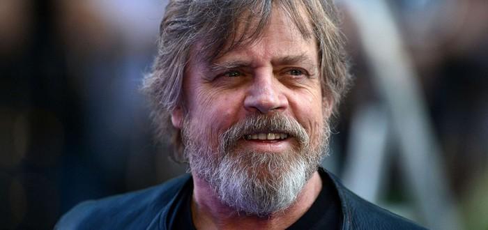 Марк Хэмилл хотел видеть Люка и Лею в ключевой сцене Star Wars: The Force Awakens