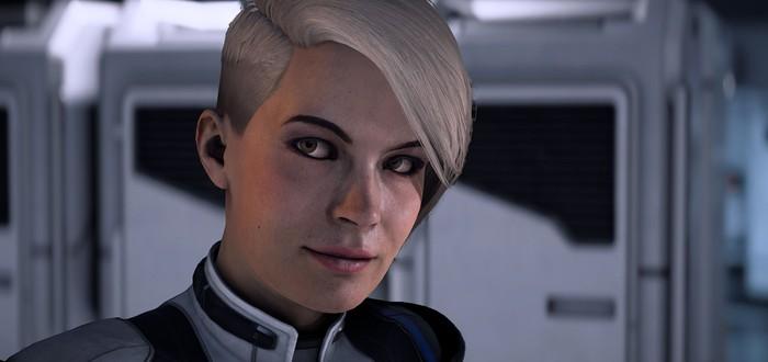 Гайд Mass Effect Andromeda — миссии лояльности Коры Харпер