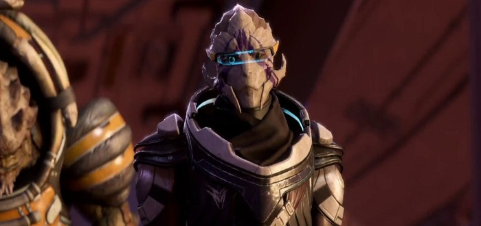 Гайд Mass Effect Andromeda — миссии лояльности Ветры Никс