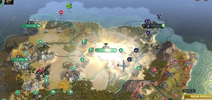 Civilization V превысила 10 миллионов копий в Steam
