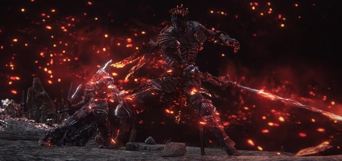 Геймер прошел Dark Souls 3: The Ringed City голышом и со сломанным мечом