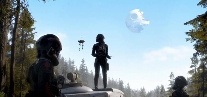 Детектив из сериала Arrow сыграет штурмовика в Star Wars Battlefront II